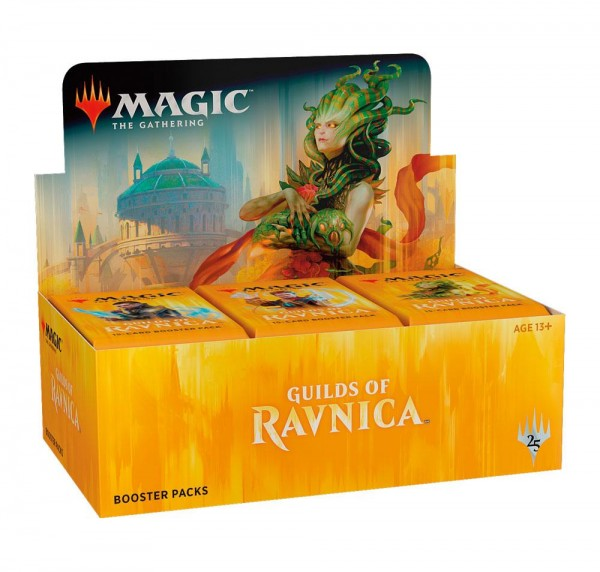 Magic Guilds of Ravnica (Booster) EN
