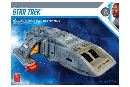 Star Trek DSN U.S.S. Rio Grande NCC-72452 Runabout