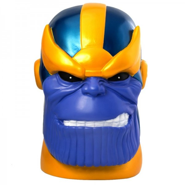 Marvel Thanos Head Deluxe Bust Bank/Spardose