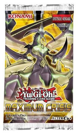 Yu-Gi-Oh ! Maximum Crisis DE / OHNE DISPLAY