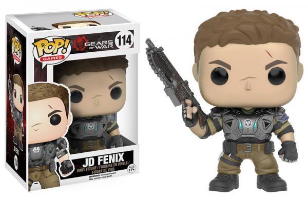 POP - Gears of War - JD Fenix