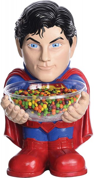 Superman Candy Bowl Holder 50 cm