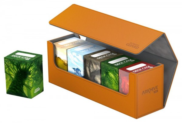 UG Arkhive Flip Case 400+ XenoSkin Orange