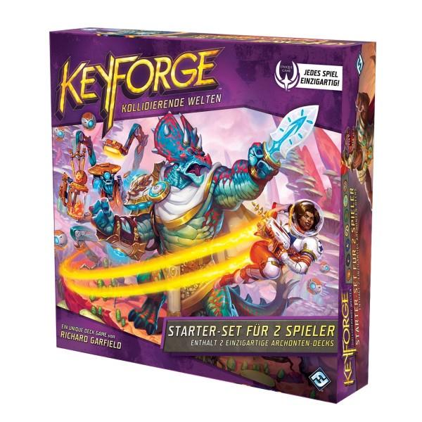 Keyforge - Kollidierende Welten Starter-Set