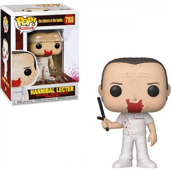POP - Horror The Silence of Lambs-Hannibal (Blut)