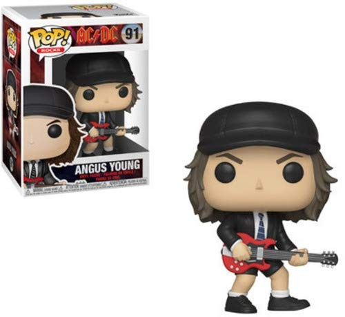 POP - Music AC/DC - Angus Young