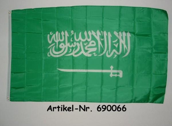 Flagge Saudi Arabien 90 x 150 cm