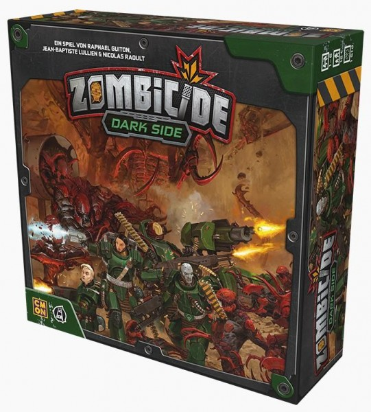 Zombicide - Invader: Dark Side - Grundspiel