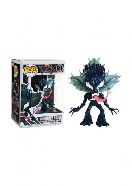 POP - Marvel - Venom - Venomized Groot