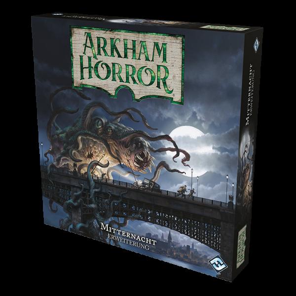 Arkham Horror 3. Edition - Mitternacht