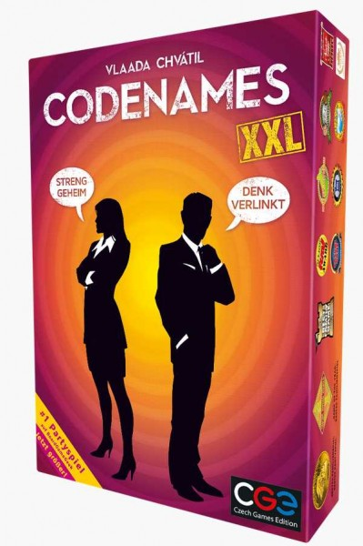 Codenames - XXL