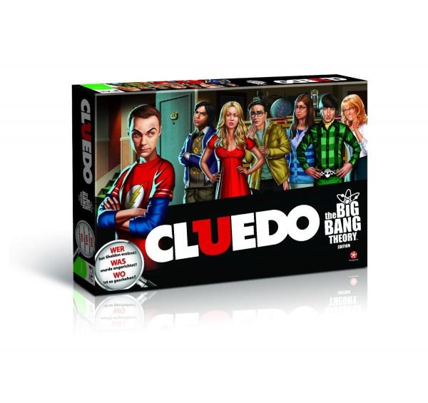 Cluedo - The Big Bang Theory Edition DE