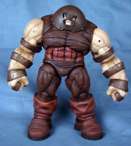 Marvel Select - Masked Juggernaut Collect. Edition