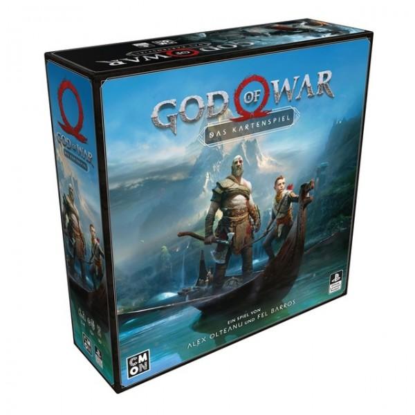 God of War: Das Kartenspiel DE