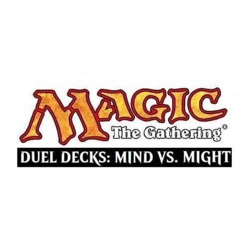 Magic Mind vs. Might (Duel Decks) EN