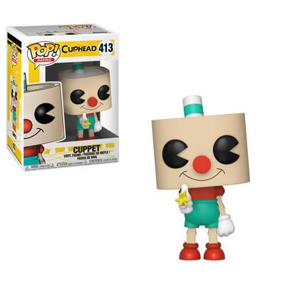 POP - Cuphead - Cuppet