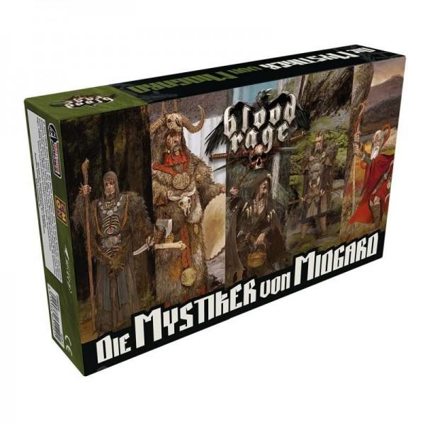 Blood Rage - Die Mystiker von Midgard -Erweiterung