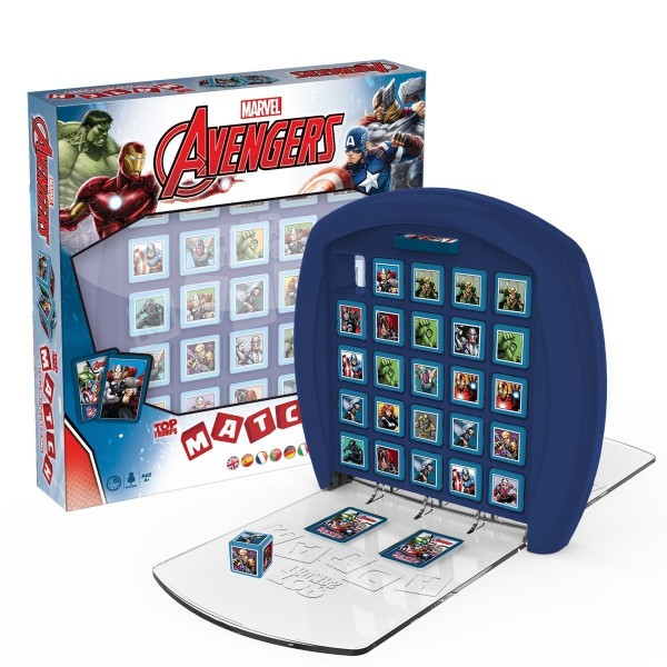 Top Trumps - Match - Marvel Avengers