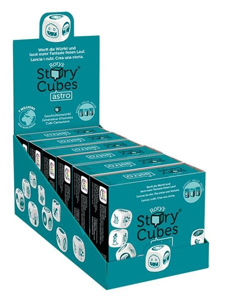Rory's Story Cubes Astro (6 ct.) DE/FR/IT