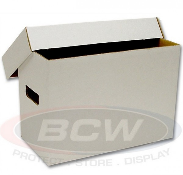 BCW Comic Box, Short (10 ct.)
