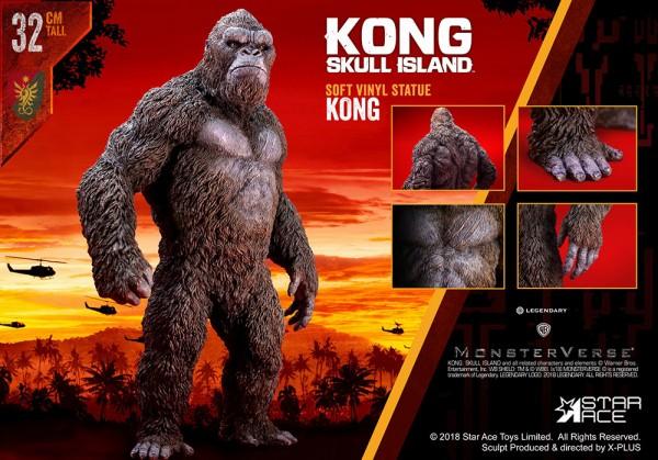 Kong Skull Island - Kong Soft Vinyl Statue