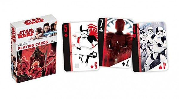 Star Wars Episode VIII Playing Cards (12 ct.)
