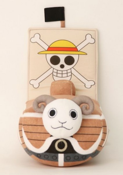 One Piece - Ship - Going Merry 25 cm Plush