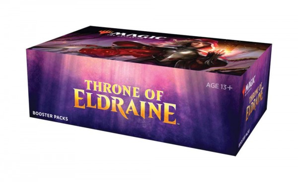 Magic Throne of Eldraine (Booster) EN