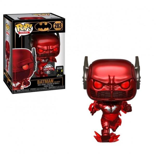 POP - DC Heroes Batman Red Death