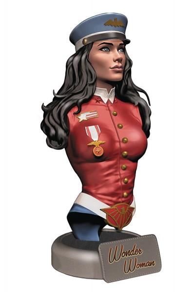 DC Bombshells - Wonder Woman 18 cm Bust