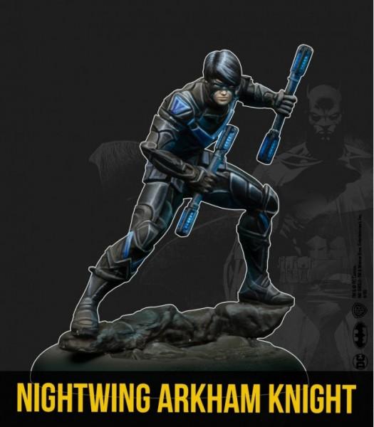 Batman Miniature Game - Nightwing Arkham Knight