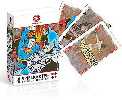 DC Comics Originals Nummer 1 Premium Spielkarten