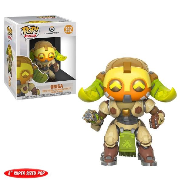 POP - Overwatch - Orisa 15 cm Figur