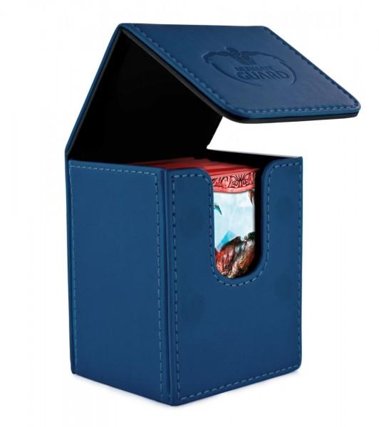 UG Flip Deck Case 100+ Leatherette DarkBlue