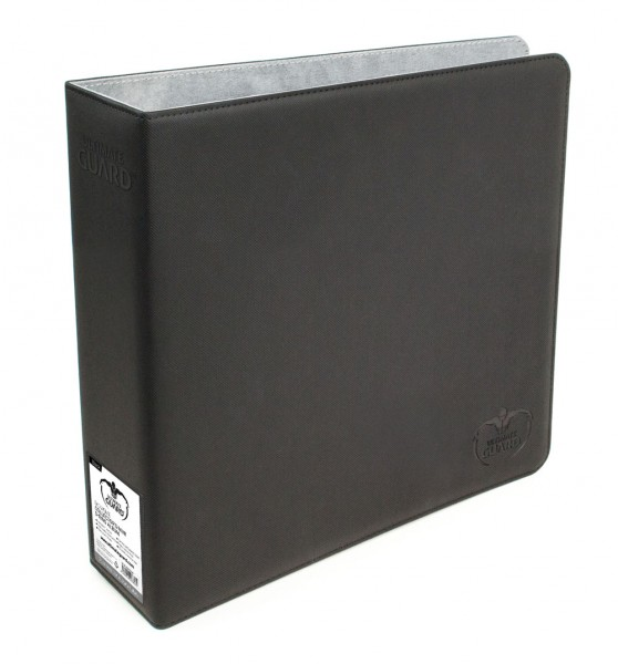 UG Supreme 2-Ring Binder XenoSkin Compact Black