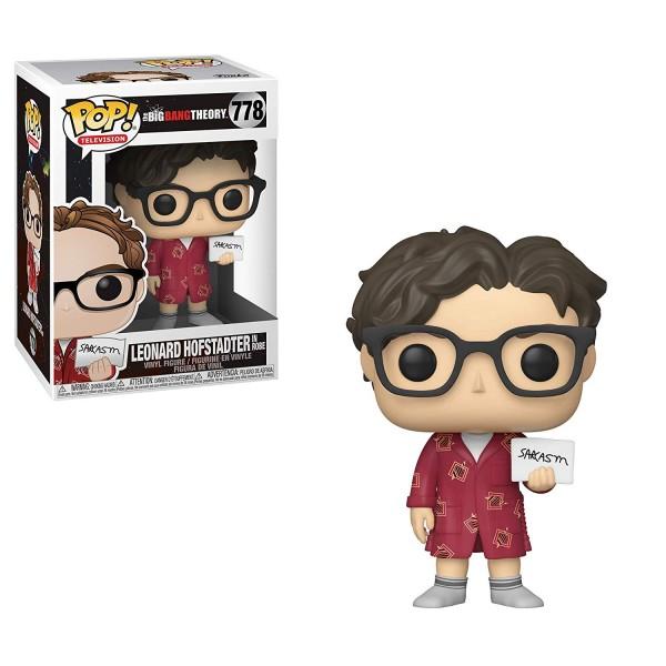 POP - TV Big Bang Theory S2 - Leonard Hofstadter