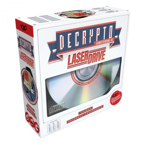 Decrypto - Laser Drive Erweiterung DE