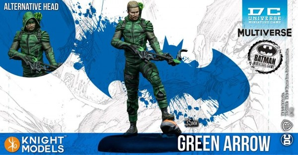 Batman Miniature Game - Green Arrow TV Show