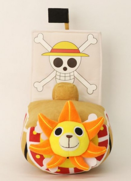 One Piece - Ship - Thousand Sunny 25 cm Plush