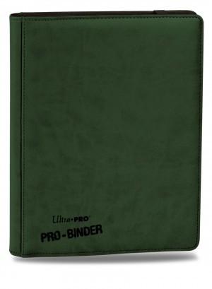 UP Premium Pro Binder für 360 Karten green/grün