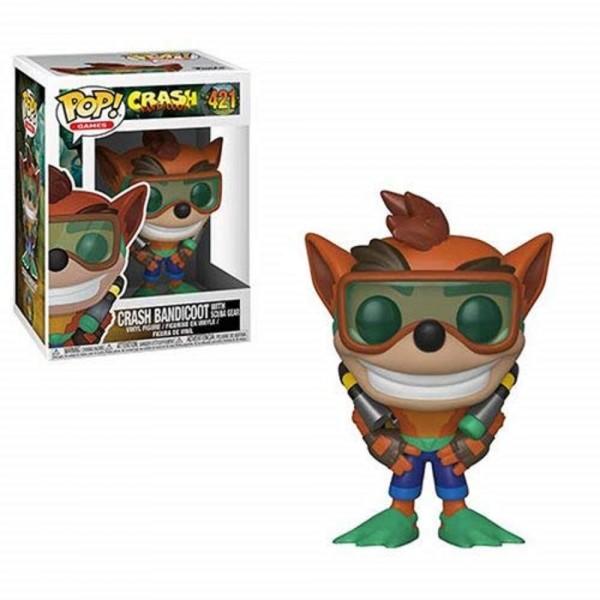 POP - Crash Bandicoot - Crash Bandicoot with Scuba
