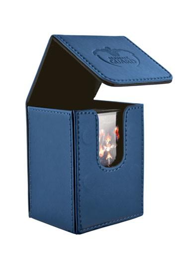 UG Flip Deck Case 80+ Leatherette Dark Blue