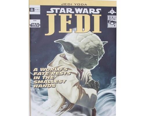 Star Wars Leinwandbild Yoda 50 x 70 cm