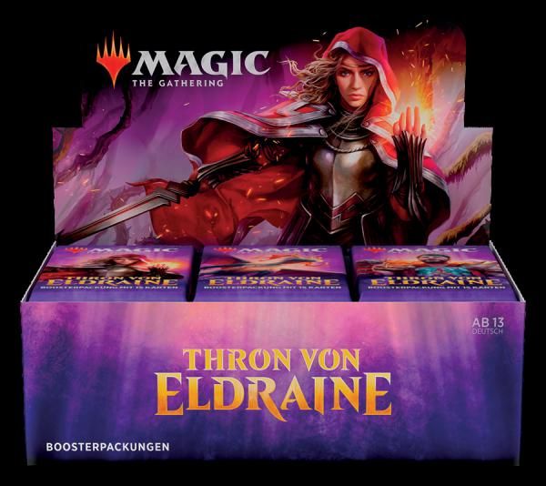 Magic Thron von Eldraine (Booster) DE