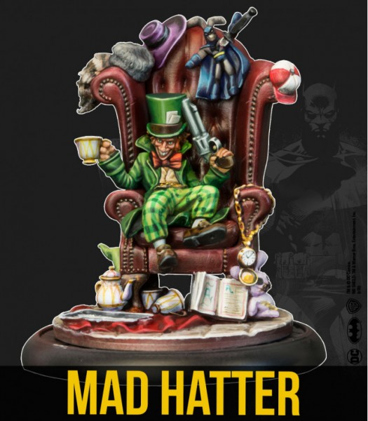 Batman Miniature Game - Mad Hatter