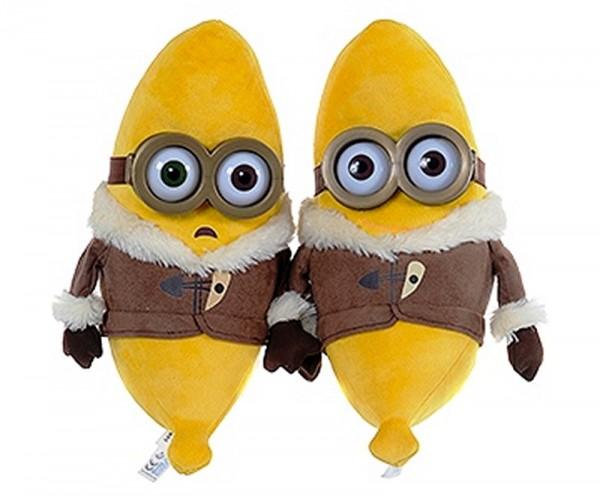 Minions - Bananas-Minion 28 cm Plüsch