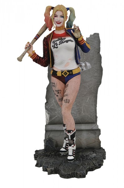 DC Gallery - Suicide Squad Harley Quinn 25cm