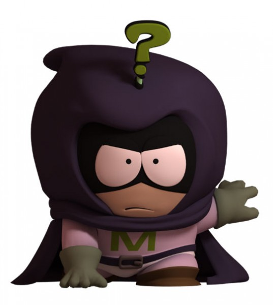 South Park - Mysterion (Kenny) 8 cm Statue