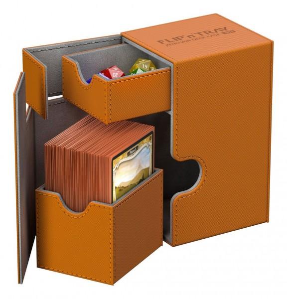 UG Flip`n`Tray Deck Case 80+ XenoSkin Orange