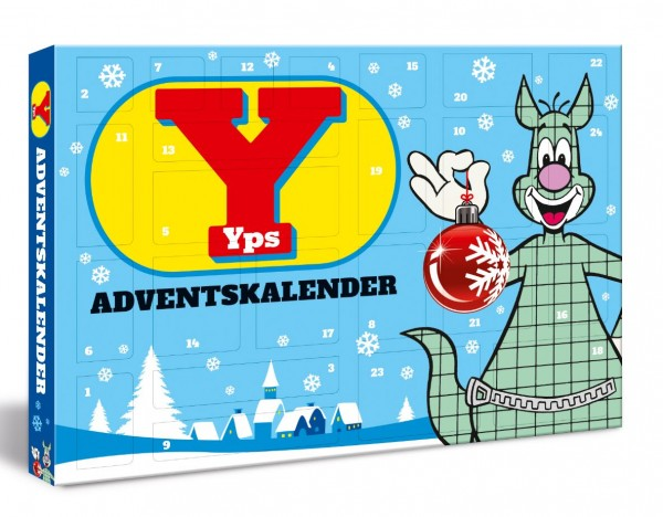 Yps - Adventskalender